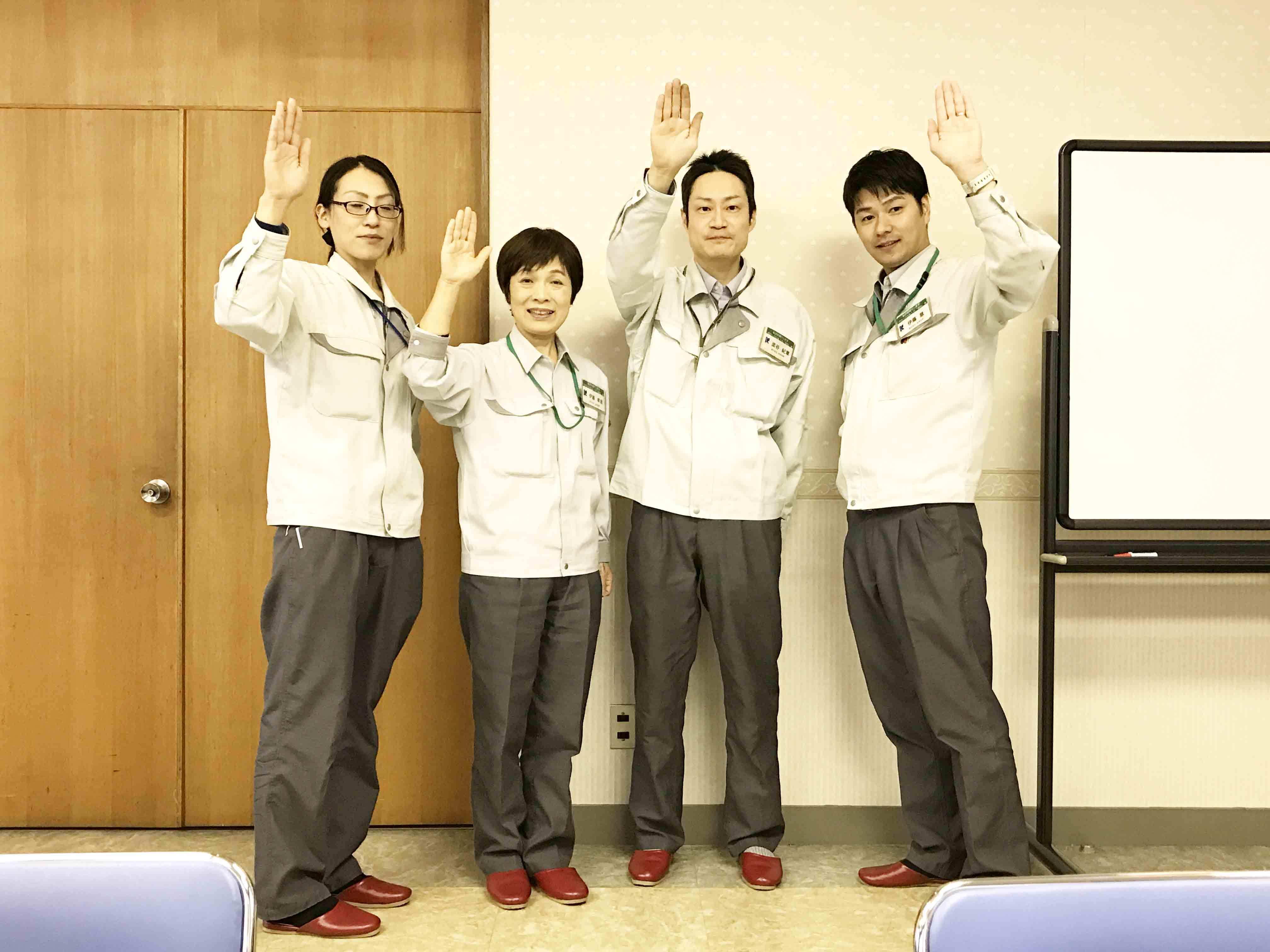 金津技研 採用インタビュー