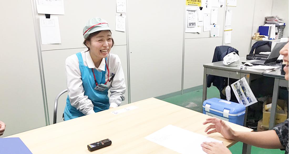 金津技研入社8年!河田弘美さんにインタビューしてみた!